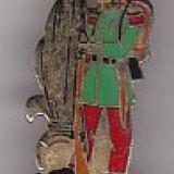 Ordin/ Decoratie - Bnk ins Franta - Insigna militara - 1855-1856 Grenadier de la 2e RE