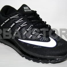 Adidasi barbati - Adidasi Nike Air Max 2016 Negru + LIVRARE GRATUITA!