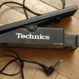 Pedala Technics pentru reverberatie orga