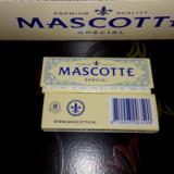 Foite tigari - Foite pentru rulat tutun Mascotte special, medium burning, 50 buc/ plic-1 leu.