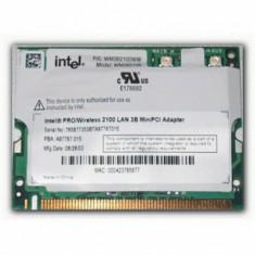 Mini PCI Wireless LAN Card, diverse modele Intel