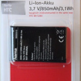 Baterie telefon, Li-ion - HTC BA-S380 Hero Google G3 T-Mobile G2 Touch BAS380 Twin 160 acumulator Hama