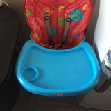Scaun de masa bebelusi - Scaun de masa Primii Pasi