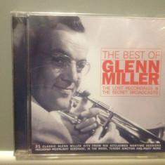 GLENN MILLER - THE BEST OF (1997 / BMG ARIOLA REC/ GERMANY) - CD NOU/SIGILAT - Muzica Jazz