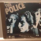 THE POLICE - REGGATTA DE BLANC (1979 / A & M REC / FRANCE ) - CD/ORIGINAL/ POP