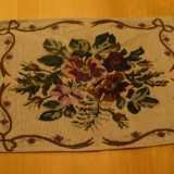 Carpeta - Tablou, tapiserie, 45x 32cm, adusa din Germania