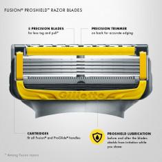 Rezerve Gillette Fusion Proshield (aparitie noua)