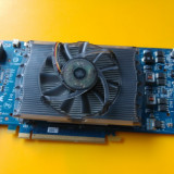 Placa video PC, PCI Express, 512 MB, nVidia - 50B.Placa Video ECS, GeForce 9600GT, 512MB DDR3-256Bit, PCI-e, 2xDVI