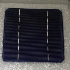 Celule fotovoltaice monocristaline 125x125mm