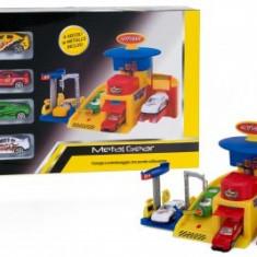 Vehicul - Garaj cu masinute de curse