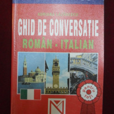 Adriana Lazarescu - Ghid de conversatie niculescu roman-italian - 495492