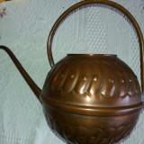 Mare ceainic din cupru - Metal/Fonta, Vase