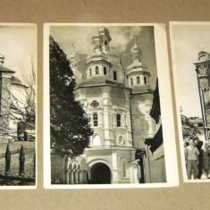 Pitoresc - Arhitectura - set / lot 3 vederi vechi - URSS - 2+1 gratis - RBK11995