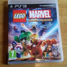 Jocuri PS3 Altele, Actiune, 3+, Multiplayer - JOC PS3 LEGO MARVEL SUPER HEROES ORIGINAL / by WADDER