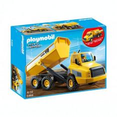 Basculanta Industriala - Masinuta de jucarie Playmobil