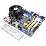 Kit Quad Core E5430 2.66GHz (identic Q9450), 12MB + Placa de baza, Garantie!