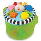 Jucarie muzicala multifunctionala Sortatorul Kooky Taf Toys - Jucarie interactiva