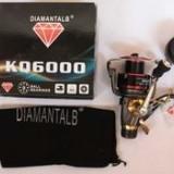 Mulineta Diamant Alb KQ 6000, 10 rulmenti