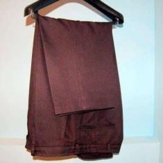 Pantaloni XXXL - Pantalon stofa XXXXXL - LA COMANDA, marimi extra, CU FACTURA, seriozitate