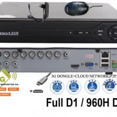 DVR 8 canale 960H Full D1 cu HDMI 6008HV