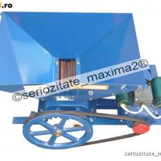 Presa struguri - Teasc zdrobitor struguri cu motor pret de vara