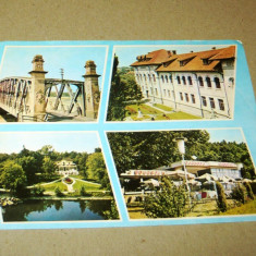 Carte Postala, Circulata, Fotografie - Slatina - Olt - Caracal - 1970 - 2+1 gratis - RBK13327