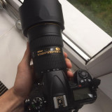 Obiectiv DSLR - Nikkor 24-70mm f/2.8G ED, Nikon D7000, Nikkor 50mm f/1.4G, Nikon Speedlight SB-910
