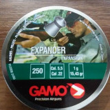 Pelete / alice arma aer comprimat GAMO Expander cal. 5.5mm - 23 lei