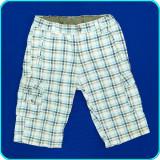 Haine Copii 7 - 9 ani H&m, Pantaloni, Baieti - DE FIRMA _ Pantaloni scurti, bumbac tip balon, talia reglabila, H&M _ 6 - 7 ani