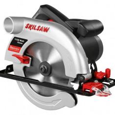 Fierastrau circular - Ferastrau circular SKIL 1150W 5000 RPM disc 55mm