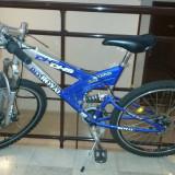 Mountain Bike DHS, 19 inch, 26 inch, Numar viteze: 18 - Bicicleta DHS Royal MTB