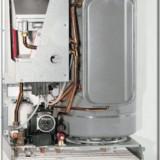 Centrala termica pe gaz Immergas Avio 24kW E cu boiler incorporat