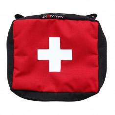 Gentuta / Trusa Medicala prim ajutor Maramont Mica Rosu/Negru