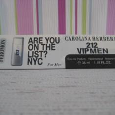Parfum Carolina Herrera 212 VIP 35 ML - Parfum barbatesc Carolina Herrera