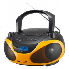 Casetofon - Boombox CD/MP3/USB SENCOR - SPT 228 BO