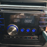 CD player - Casetofon auto 2DIN radio/cd/mp3/usb JVC KW-XR411