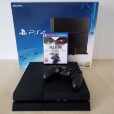 PlayStation 4 Sony, Play Station, PS4 Full Box + 1 Joc