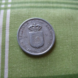 JN. 5 francs 1956 Congo Belgia, Africa