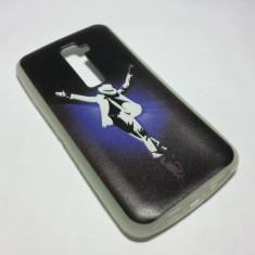 Husa silicon Lg G2 - Husa Telefon LG, Negru