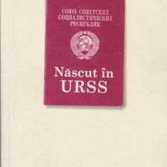 Vasile Ernu - Nascut in URSS - 560707 - Biografie