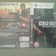 Call of Duty - Black Ops - XBOX 360 - Jocuri Xbox 360, Shooting, 18+, Multiplayer