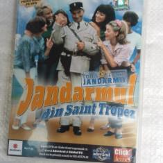 JANDARMUL DIN SAINT TROPEZ -DVD, - Film comedie, Romana