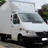 Utilitare auto - Mercedes Sprinter, an 2000, 2.2 Diesel