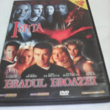 FILM DVD 2 IN 1 ISPITA/GRADUL GROAZEI,SUBTITRARE ROMANA,ORIGINAL