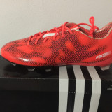 Ghete Fotbal Profesionale Adidas F30 - 40 41 42 43, Marime: 41 1/3, Culoare: Din imagine, Barbati, Iarba: 1