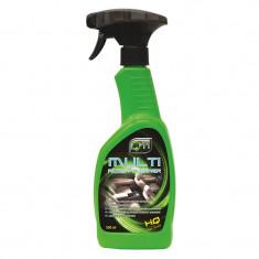 Solutie curatat tapiterie si mochete, Multi action cleaner Q11 500 ml – agent de curatire cu efect multiplu pentru tapiserii - Solutie curatat tapiterie Auto