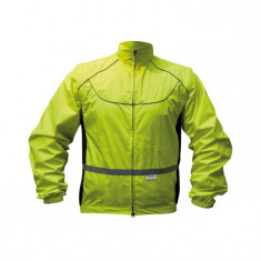 Jacheta reflectorizanta XL-size Sport cu gluga - Imbracaminte moto