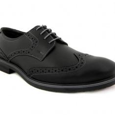Pantofi barbati - Pantofi Oxford Arthur Negru