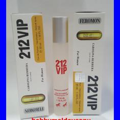 PARFUM DAMA COLECTIA FEROMON CAROLINA HERRERA 212 VIP 35ML - Parfum femeie Carolina Herrera, Apa de parfum