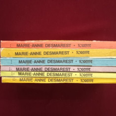 Roman dragoste - Marie-Anne Desmarest - Torente - 563163